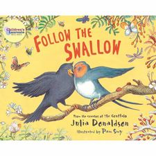 Julia Donaldson: Follow the Swallow Picture Book (Paperback)