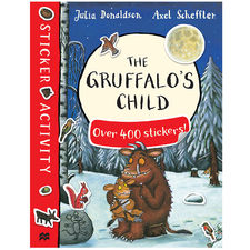 The Gruffalo: The Gruffalo's Child Sticker Book