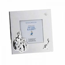 Peter Rabbit: Peter Rabbit Silver-Plated 9cm Photo Frame