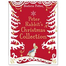 Peter Rabbit: A Peter Rabbit Christmas Collection (Hardback)
