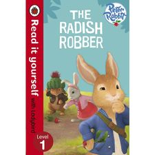 Peter Rabbit: Peter Rabbit Animation: The Radish Robber - Read it yourself with Ladybird (Paperback)