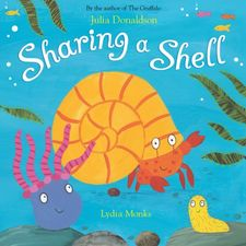 Julia Donaldson: Sharing a Shell (Paperback)