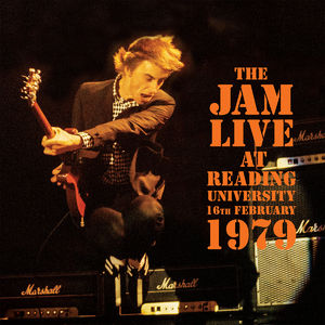 The Jam: Live At Reading University - Exclusive Pressing