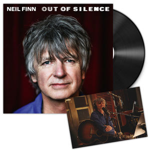 Neil Finn: Out Of Silence LP & Print