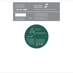 Roni Size: New Forms 20th Anniversary Sampler