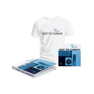 Eric Dolphy: Out To Lunch T-Shirt And Vinyl Medium