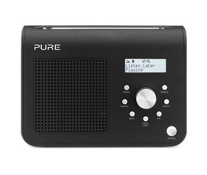 Pure: One Classic Series 2 (Black)