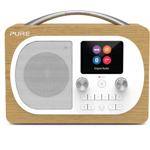 Pure: Evoke H4, Oak EU/UK