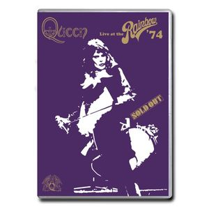 Queen: Queen: Live At The Rainbow '74 (DVD)