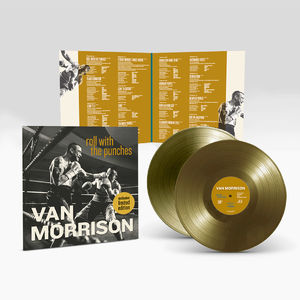 "Van Morrison: Roll With The Punches 12"" Gold Vinyl"