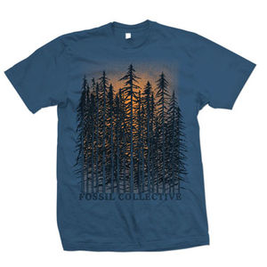 Fossil Collective: Trees T-Shirt