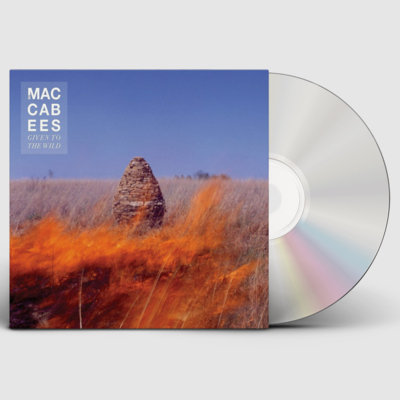 The Maccabees: Given To The Wild CD