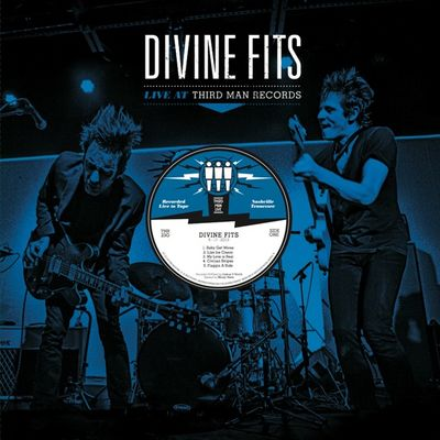 Divine Fits: Live At Third Man Records