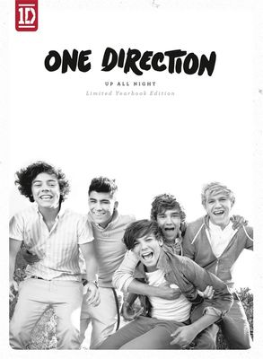One Direction: Up All Night - Deluxe Yearbook CD Album