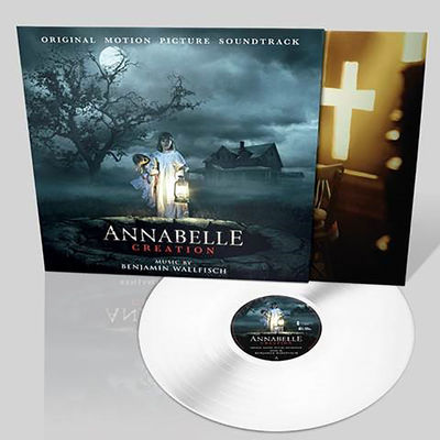 Benjamin Wallfisch: Annabelle Creation White Vinyl