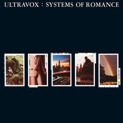 Ultravox: Systems Of Romance - White Vinyl
