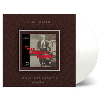 Ennio Morricone: In The Line Of Fire: Clear Vinyl