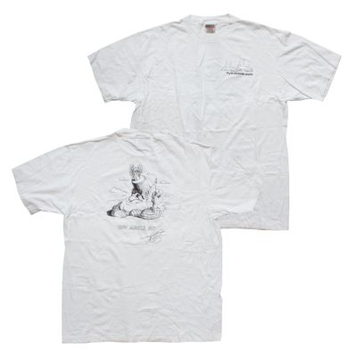 Monty Python: How Angels Fly White T-Shirt