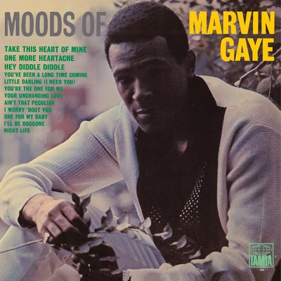 Marvin Gaye: Moods Of Marvin Gaye