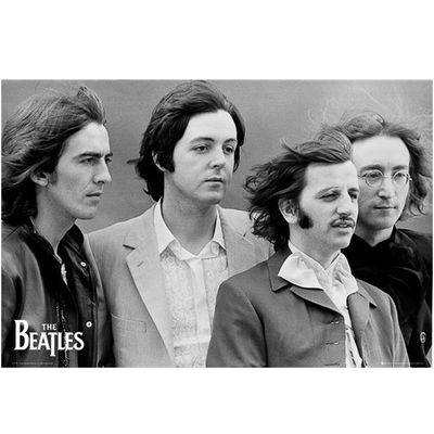 The Beatles: Fab Four Poster