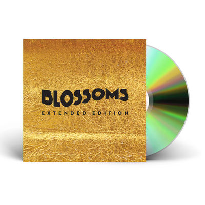 Blossoms: Blossoms Extended Version Deluxe CD (Signed)