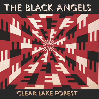 The Black Angels: Clear Lake Forest: Clear Vinyl
