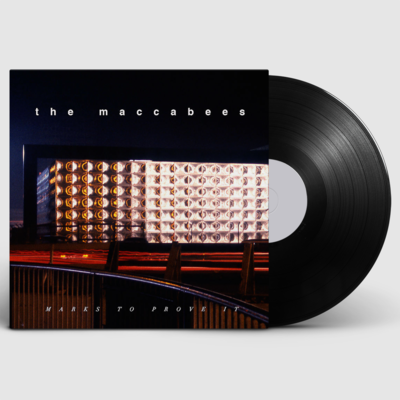 The Maccabees: Marks To Prove It LP