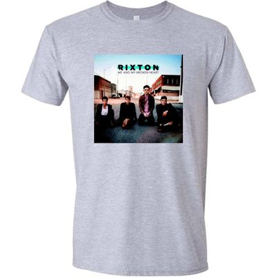 Rixton: Me And My Broken Heart T-Shirt