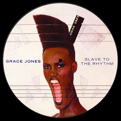Grace Jones: Slave To The Rhythm: Picture Disc