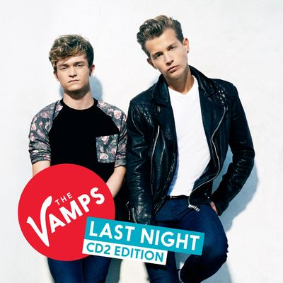 The Vamps: CD2
