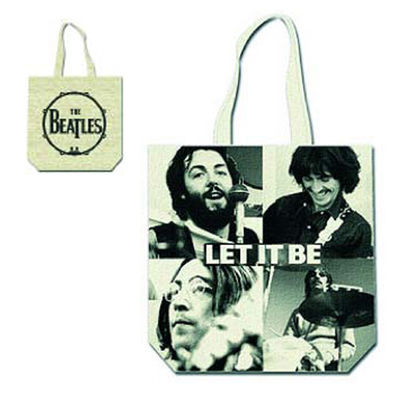 The Beatles: Let It Be Tote Bag