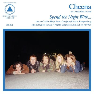 Cheena: Spend The Night With... + Label Sampler