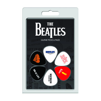 The Beatles: PERRI 6 PACK THE BEATLES - ALBUMS #2 PICKS
