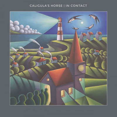 Caligula's Horse: In Contact + Signed Postcard