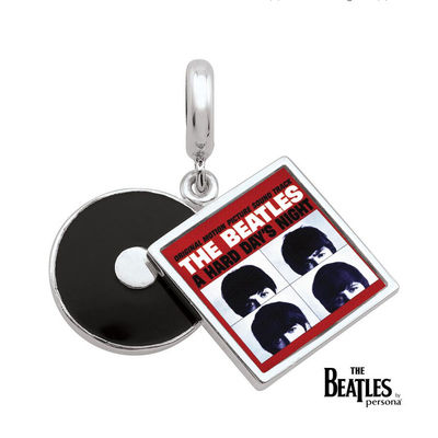 The Beatles: 925 A Hard Days Night Cover Dangle