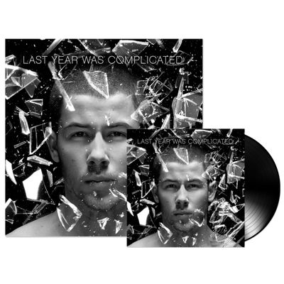 Nick Jonas: Signed Lithograph Bundle (Vinyl)