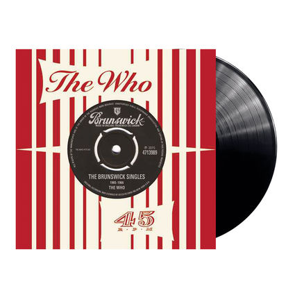 The Who: The Brunswick Singles (7