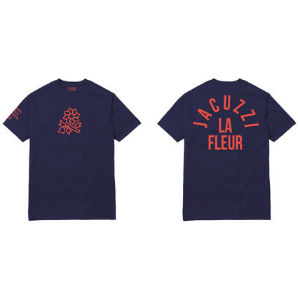 Jazz Cartier: JLF Tee (Navy)