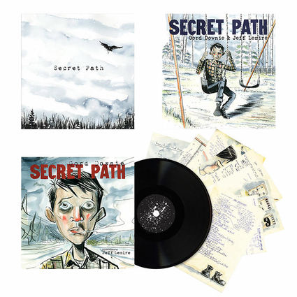Gord Downie: Secret Path (Deluxe Vinyl + Book)