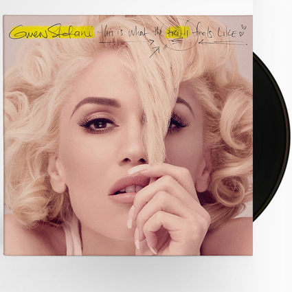 Gwen Stefani: This Is What The Truth Feels - Vinyl