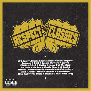 Various Artists: Respect The Classics (2CD)