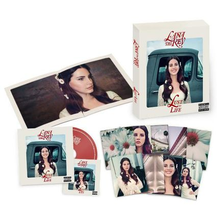 Lana Del Rey: Lust For Life CD Boxset