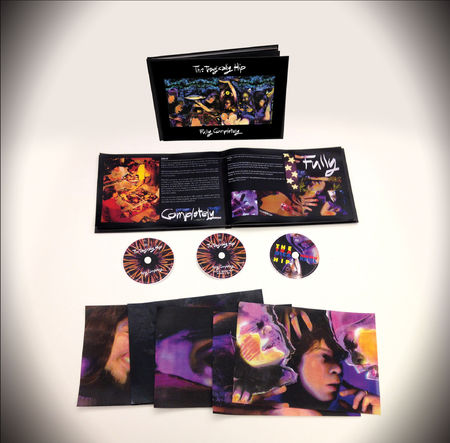 The Tragically Hip: Fully Completely (Super Deluxe Edition) (Boxed Set)