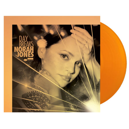 Norah Jones: Day Breaks (Limited Orange Vinyl)