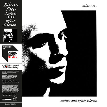 Brian Eno: Before And After Science: Half Speed Master