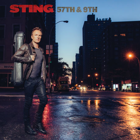 Sting: 57th & 9th (Deluxe CD)