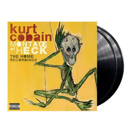 Kurt Cobain: Montage Of Heck: The Home Recordings (2LP)