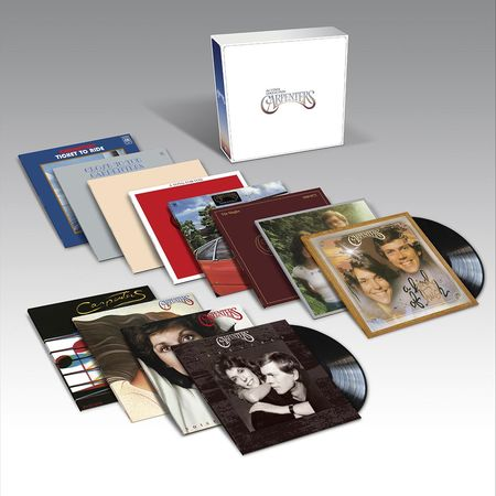 The Carpenters: The Vinyl Collection 1981 - 1996