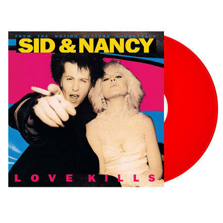 Soundtrack: Sid & Nancy: Love Kills (Red Vinyl)