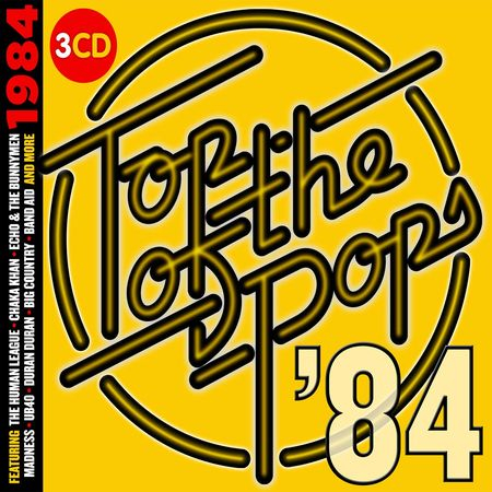 Various Artists: Top Of The Pops - 1984